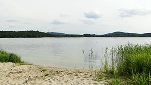 Připojit jezero příjemné